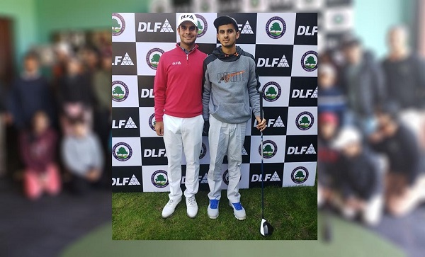 Ranveer attending clinic held at dlf with renowned golfer mr ranveer attending clinic held at dlf with renowned golfer mr shubhankar sharma thecheapjerseys Gallery