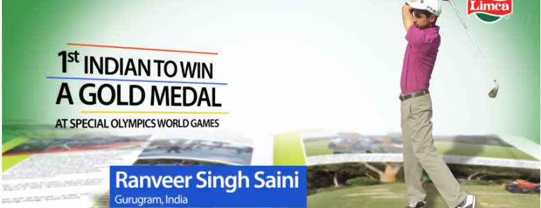 1st Indian to Win a Gold Medal at the Special Olympics World Games